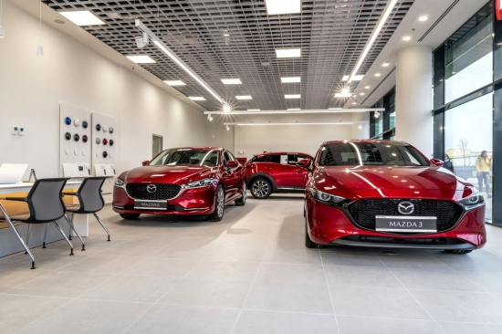 Asko Group becomes a partner of Mazda and opens its first representative office